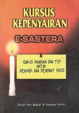 Kursus Kepenyairan E-Sastera – Kedai e-Sastera.com